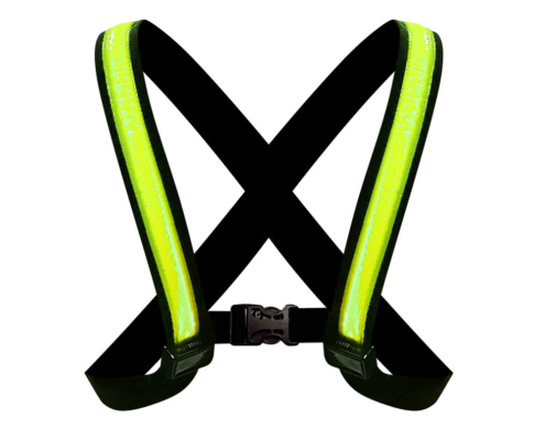 StreetGlow LED Vest Front
