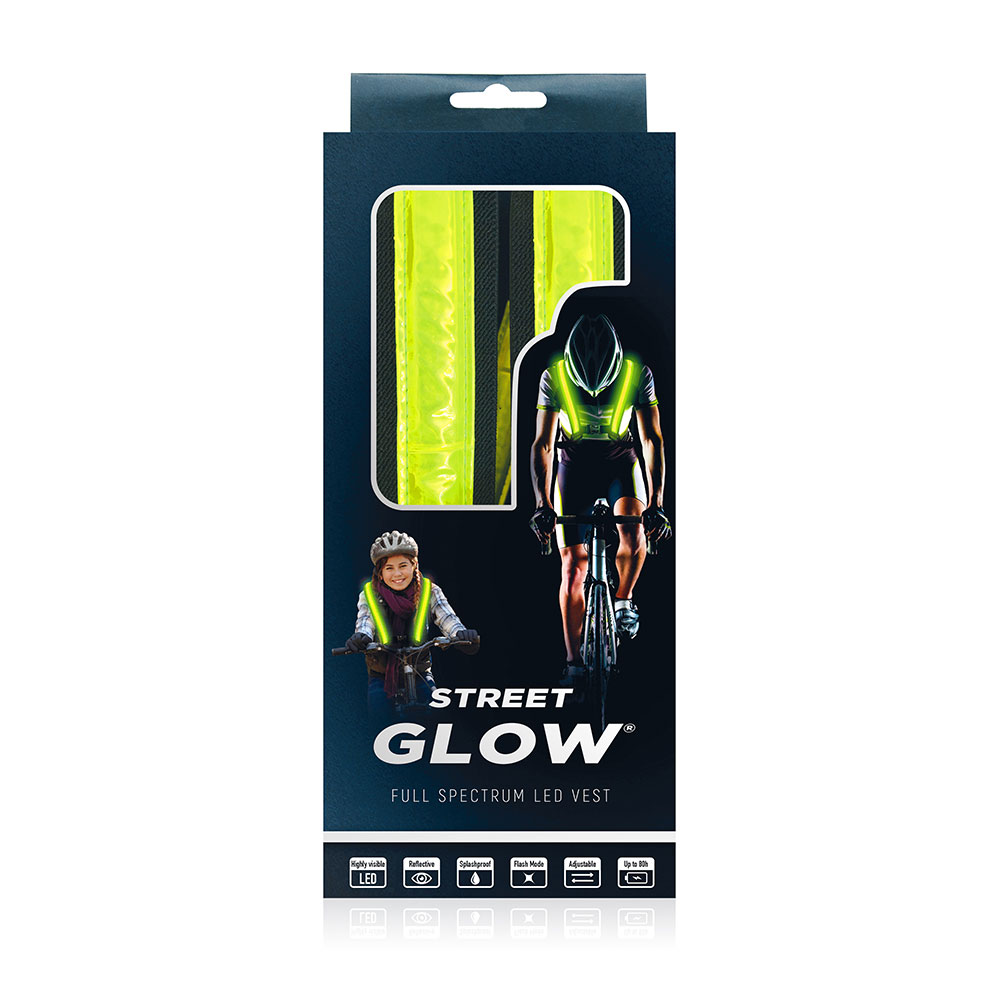 StreetGlow LED Vest Box